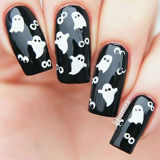 ghost-nails via