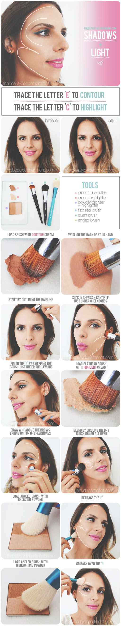 How to Apply Foundation via