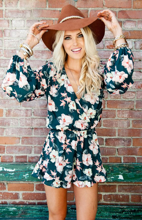 long-sleeve-floral-jumpsuit via