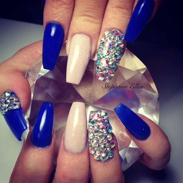 Shiny Nails via