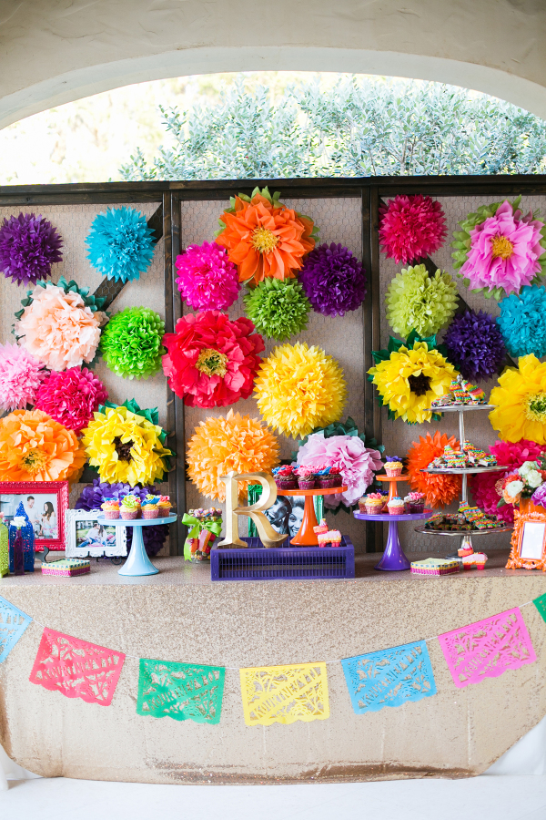 fiesta theme party engagement 101 the mexican pretty 12550