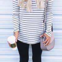 How to Pull Off Stripes