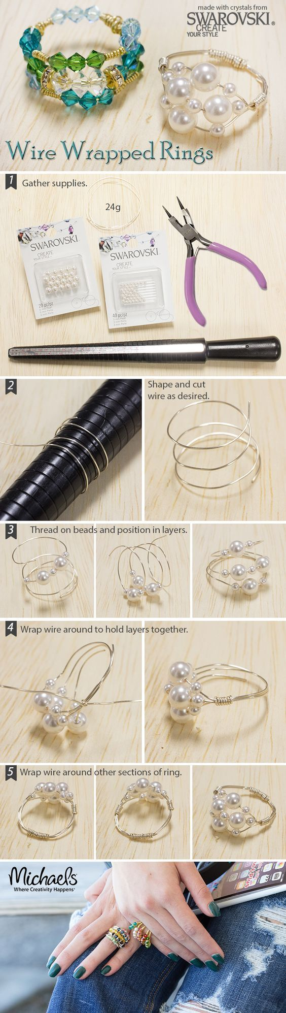 jewelry-wire-rings via