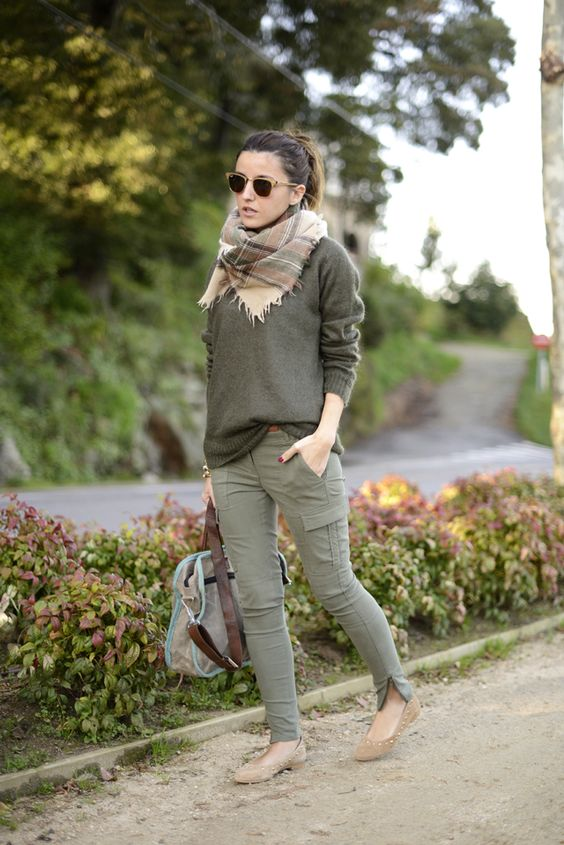 khaki-sweater via