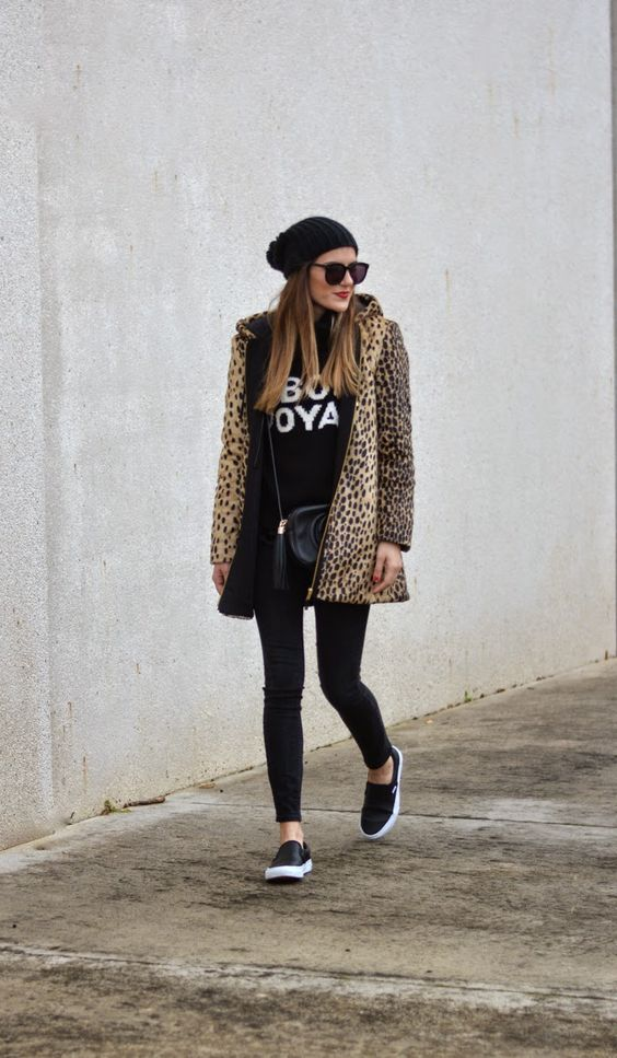 20 Outfits With Leopard Patterns You Must Try Pretty Designs