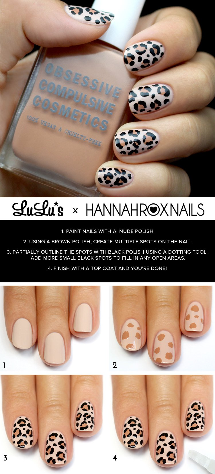 leopard-nails via