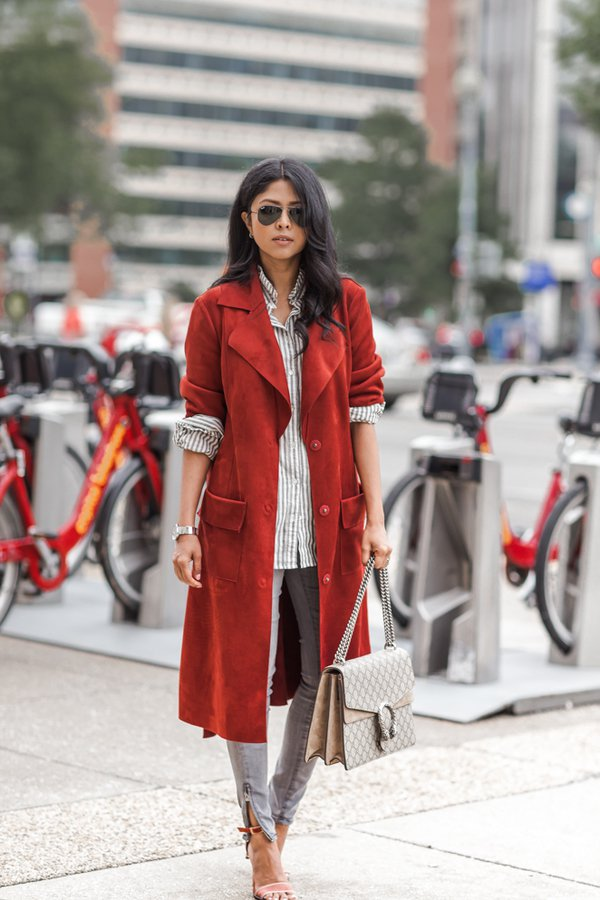 red-trench-coat via
