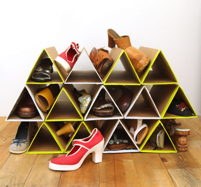 shoe-rack via