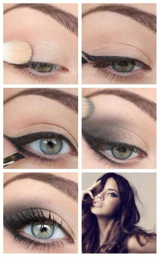 15 Easy Step By Step Bridal Eye Makeup Tutorials Pretty Designs