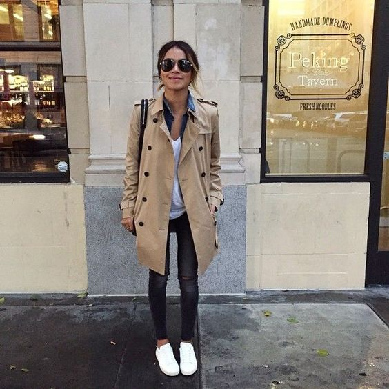 in stock attractivefashion exceptional range of colors 15 Trench Coat Styles You Must Try for the Season - Pretty ...
