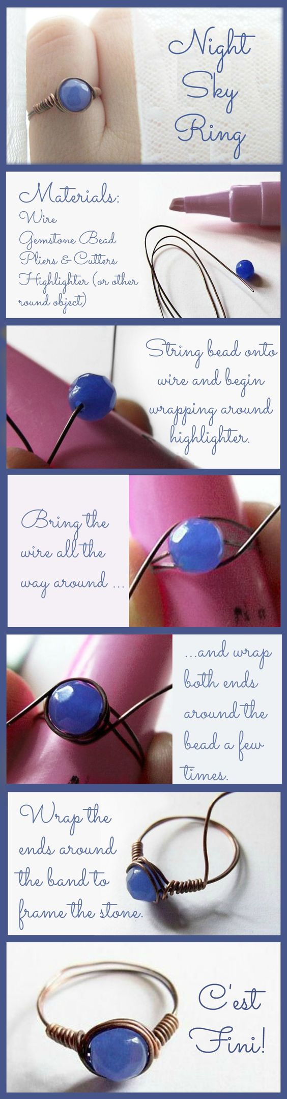 wire-rings-with-blue-gem via