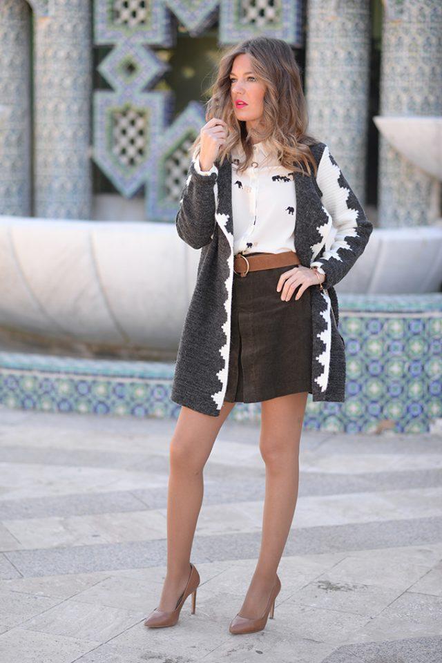 brown-belt-and-brown-heels via