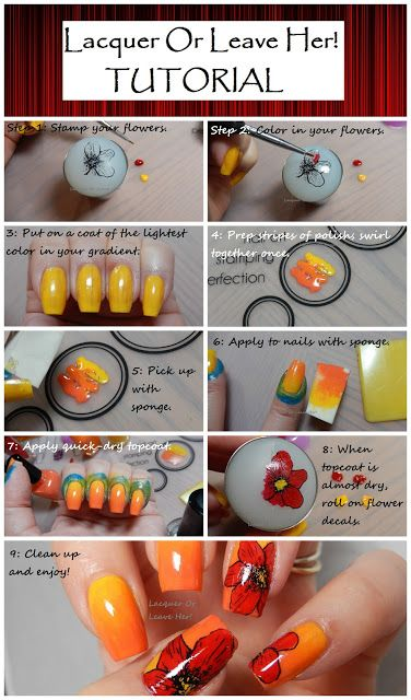 chic-stamping-nails via