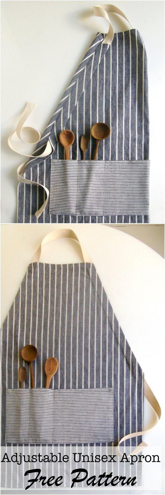 diy-adjustable-apron via
