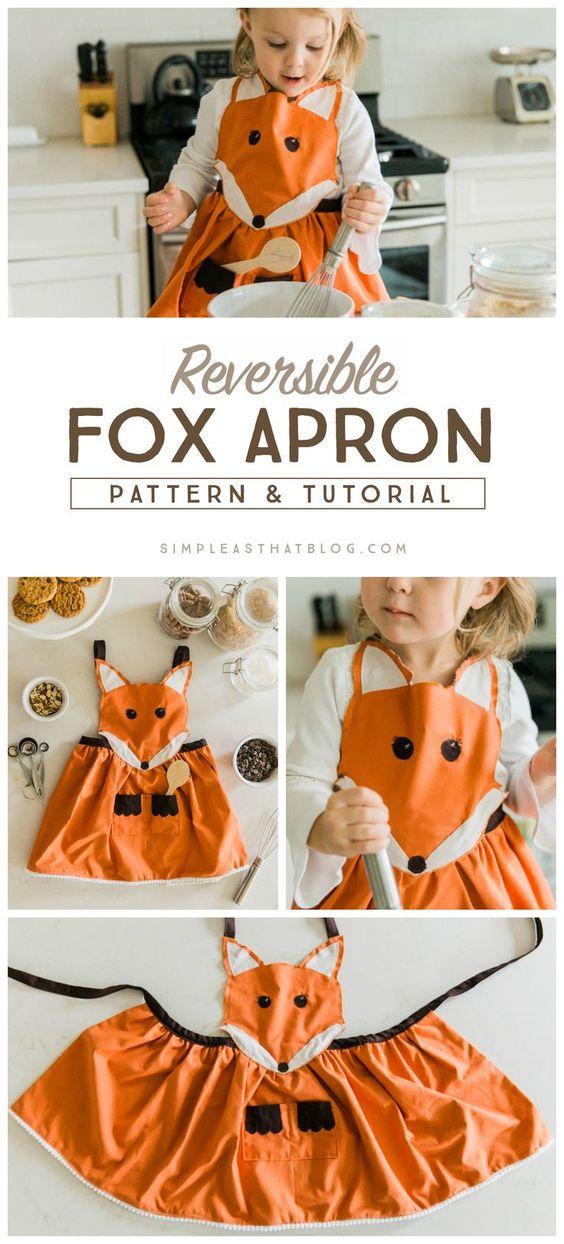 fox-apron via