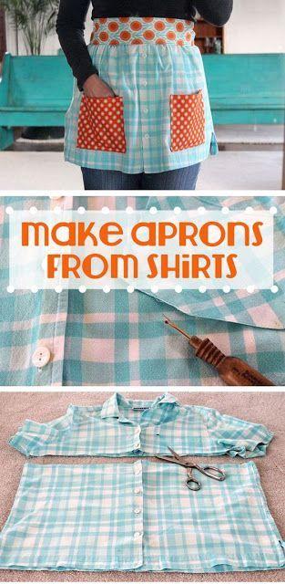 make-apron-from-shirts via