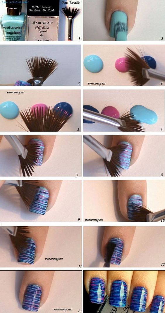 marble-nails via