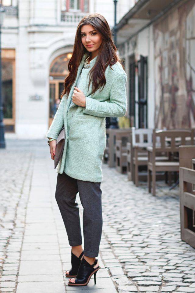 mint-coat-and-crop-pants via