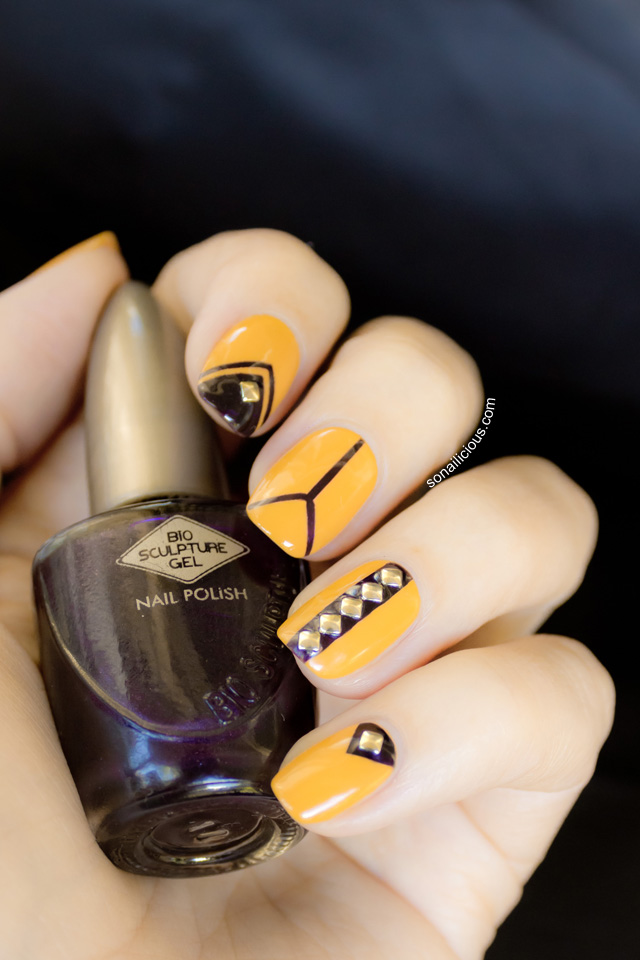21 Pretty Ways To Have Mustard Nails Pretty Designs