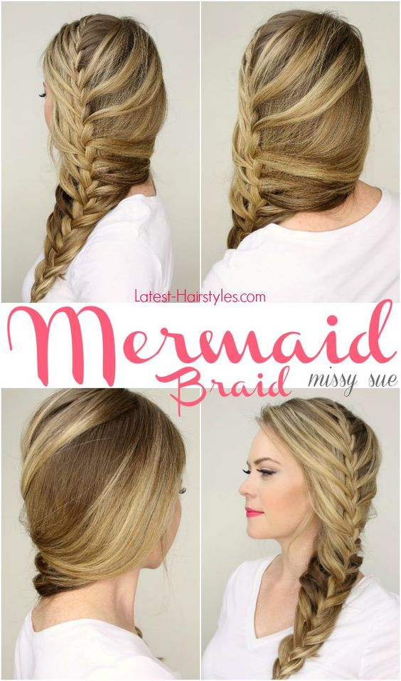 ombre-mermaid-braid via