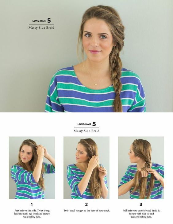 side-mermaid-braid via
