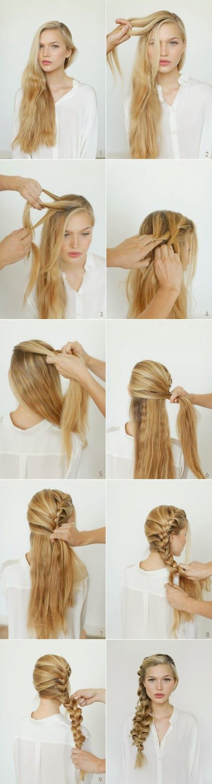 simple-mermaid-braid via