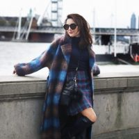 tartan-brown-and-blue-coat via