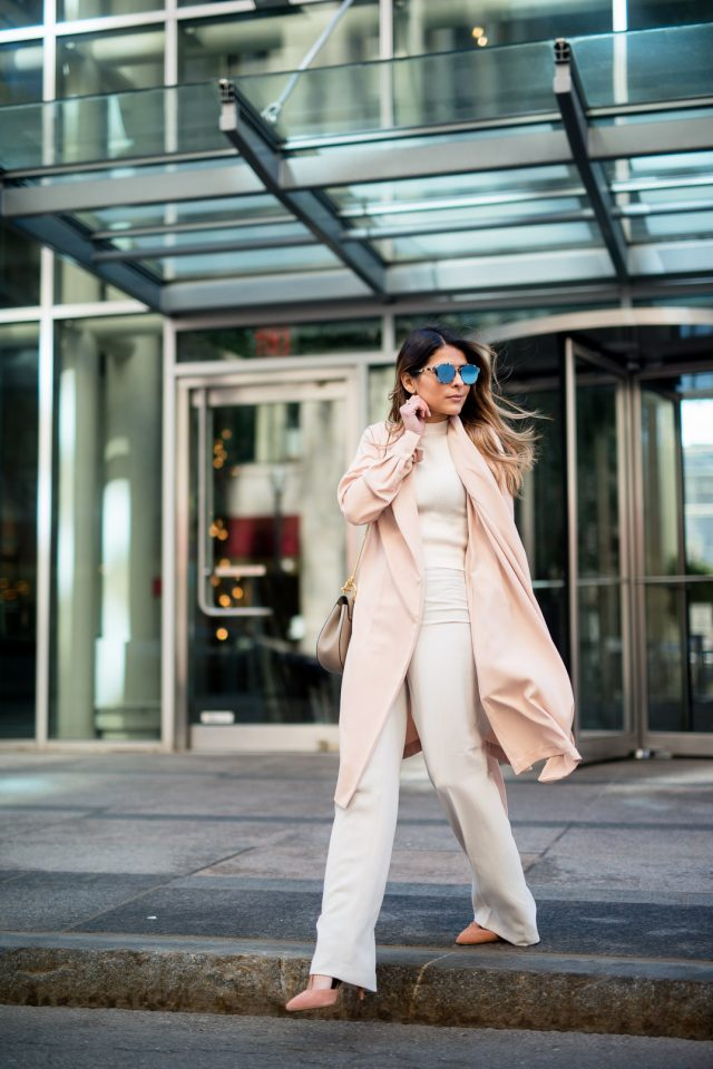 white-basic-and-nude-trench-coat via