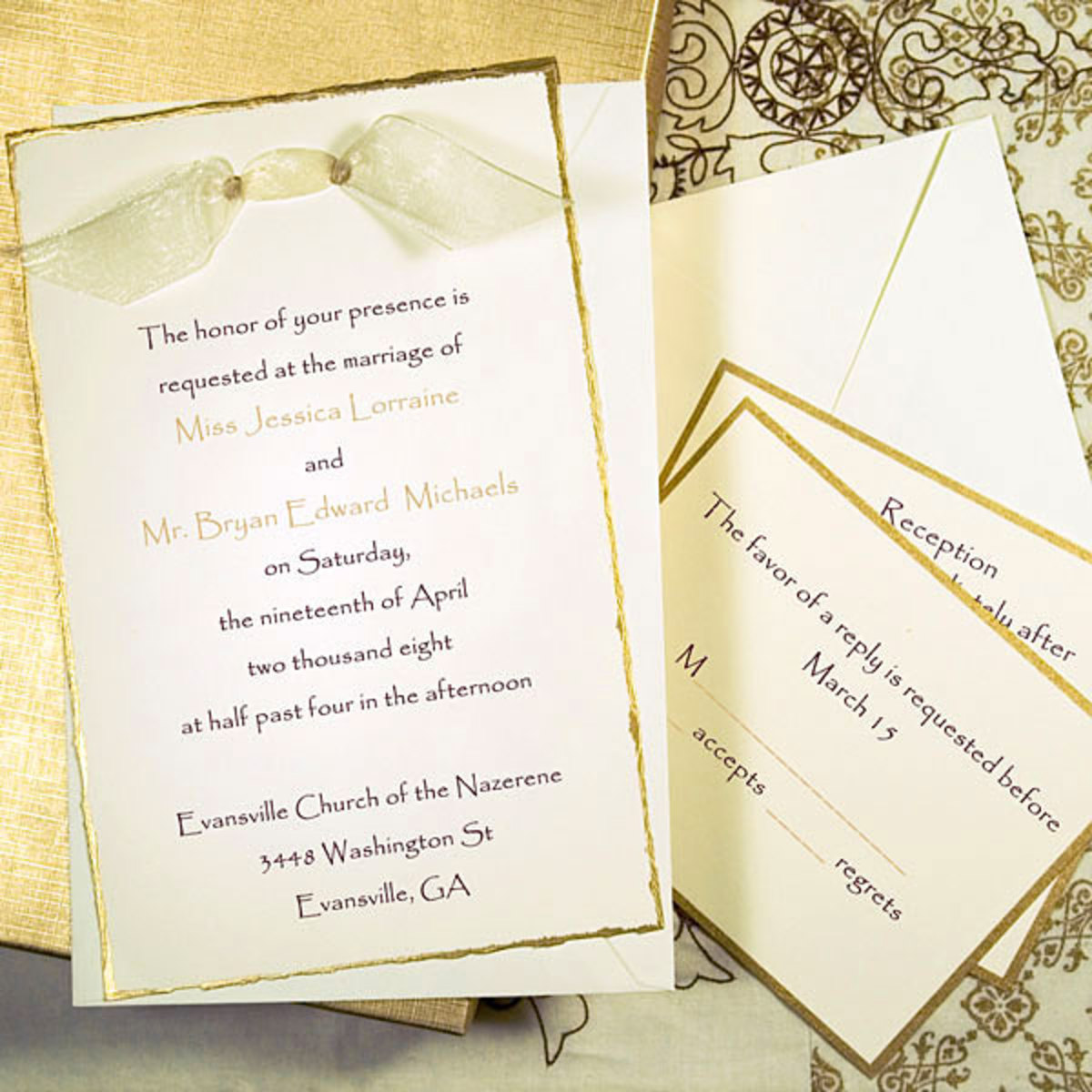 Do It Yourself Wedding Invitations: The Ultimate Guide - Pretty ...