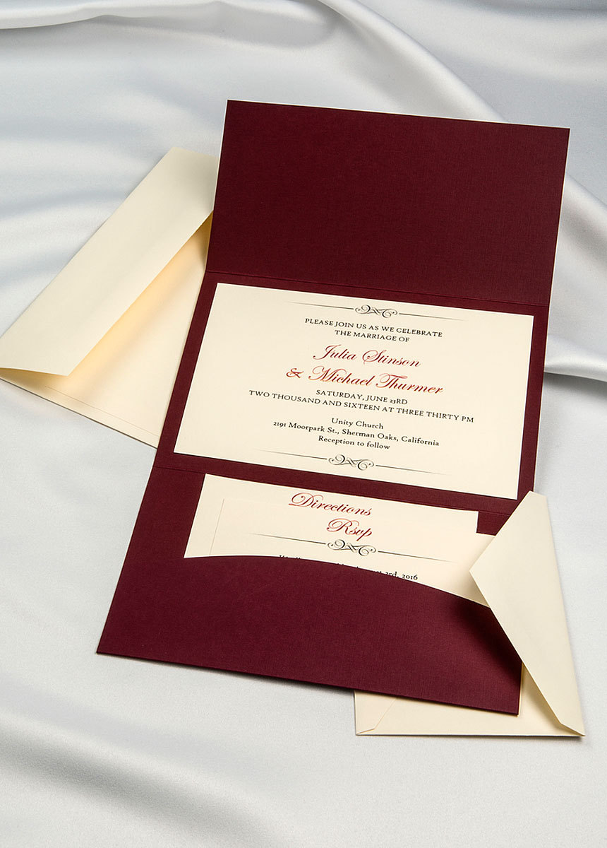 Do It Yourself Wedding Invitations: The Ultimate Guide ...