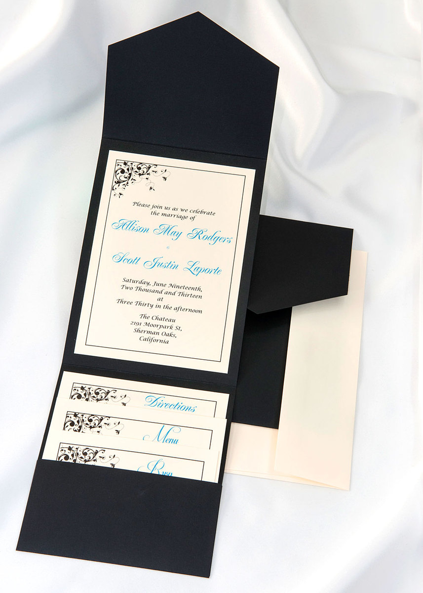 Do It Yourself Wedding Invitations The