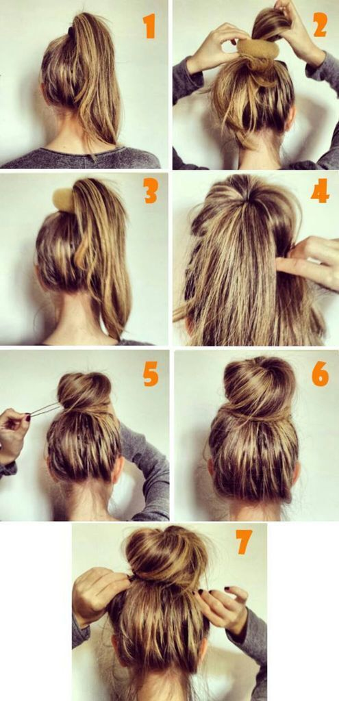 Amazing 26 Amazing Bun Updo Ideas For Long Amp Medium Length Hair Pretty Hairstyles For Women Draintrainus