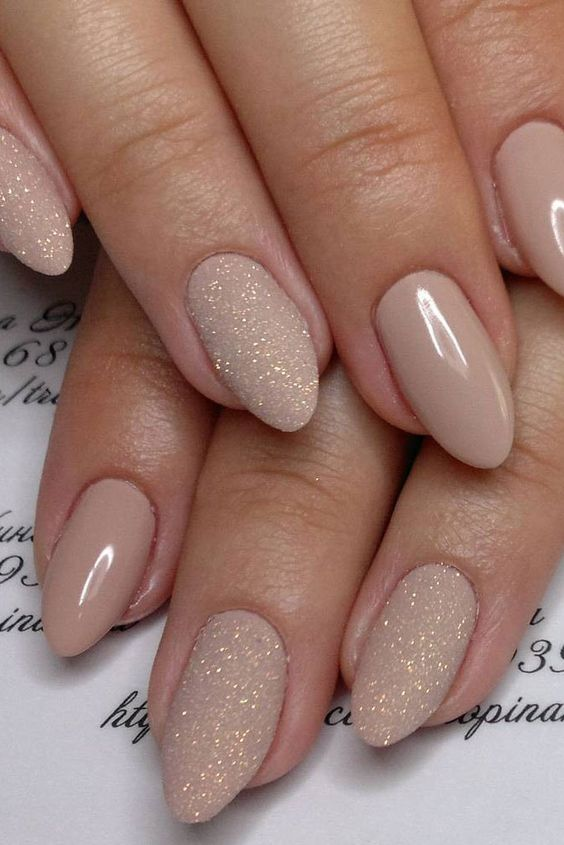 20 Fabulous Wedding Nail Designs for 2017
