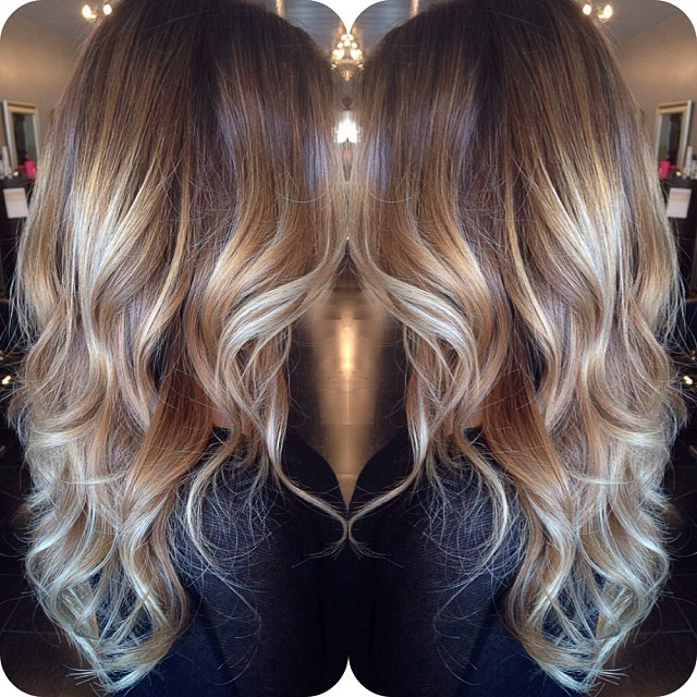 41 balayage hairstyles 2018 balayage hair color ideas with 40 balayage hairstyles balayage hair color ideas with blonde brown caramel red pmusecretfo Image collections