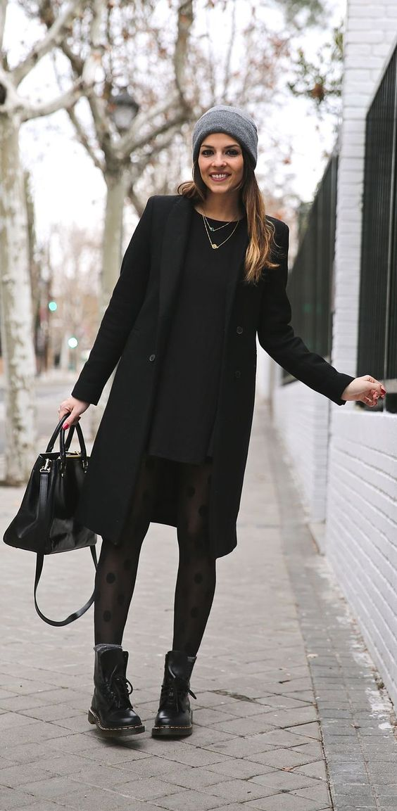 20 Elegant Ways To Make Outfits With Black Pieces Pretty Designs