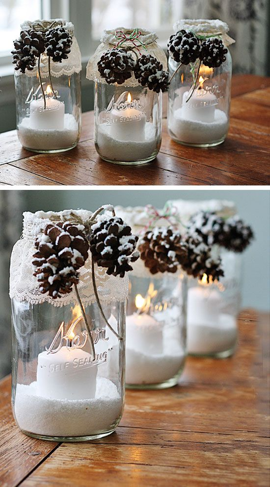christmas-diy-mason-jar-candles via