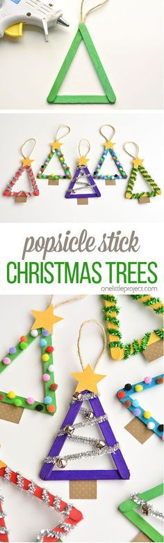 easy-diy-christmas-trees via