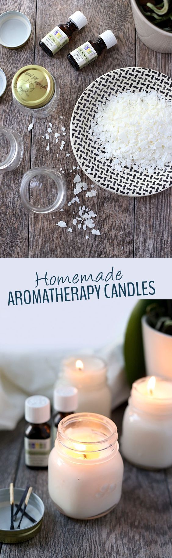 homemade-candles via