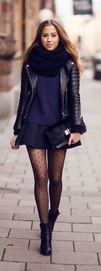 20 Easy Winter Outfits You Will Try - Pretty Designs