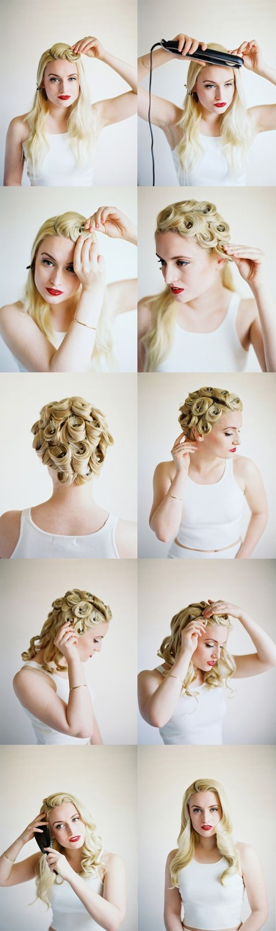 pin-curls-tutorials via