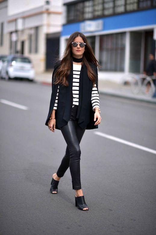 9e6b2bcd98c 16 Ways to Wear Striped Sweaters in Winter - Pretty Designs