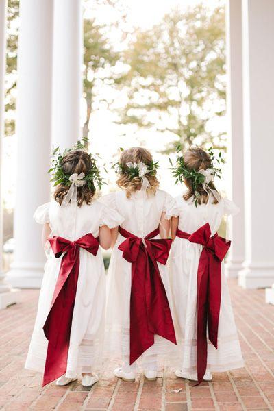Festive Christmas Wedding Ideas on a Budget - Ideas for a ...