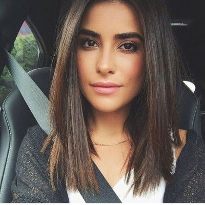 25 Fantastic Easy Medium Haircuts 2019 - Schulterlange Frisuren für Frauen