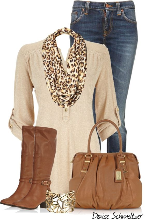 18 Leopard Print Outfits That Arenu0026#39;t Overpowering - Pretty Designs