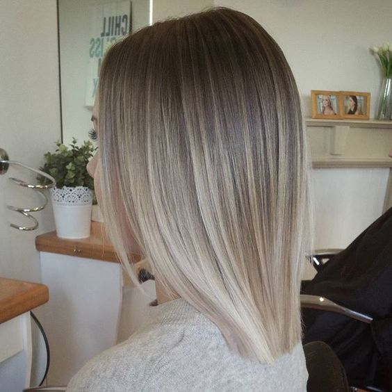 Astonishing 20 Popular Sombre Ombre Hair For 2017 Pretty Designs Short Hairstyles Gunalazisus