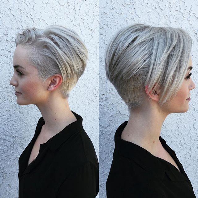 40 Chic Short Haircuts Popular Short Hairstyles For 2018 Pretty