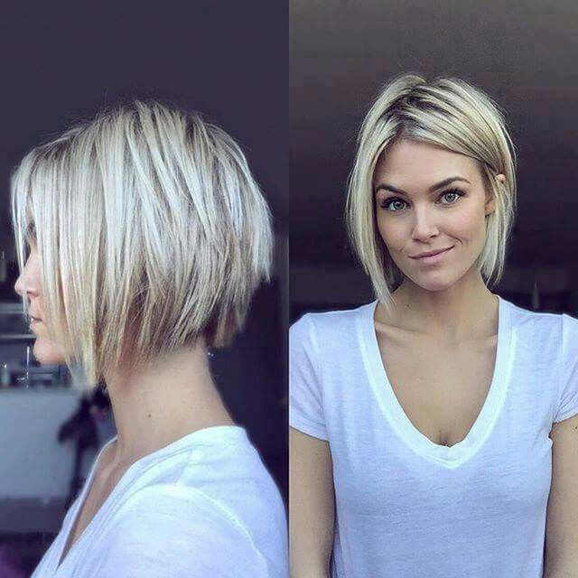 40+ Chic Short Haircuts: Popular Short Hairstyles for 2017