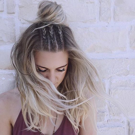 15 Adorable Hairstyles for Long Hair Kapsels  hairstyles adorable