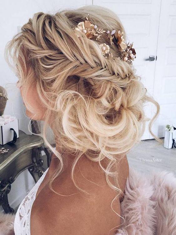 20 Wedding Hair Ideas For Spring 2017 Pretty Designs