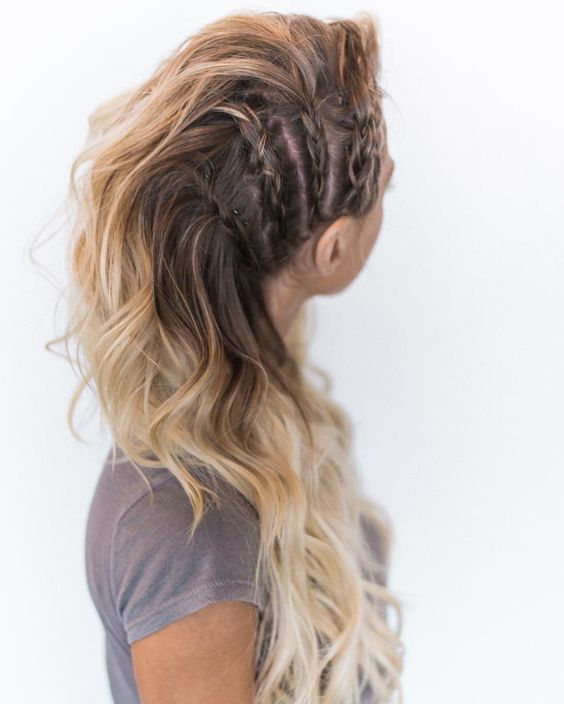 15 Adorable Hairstyles for Long Hair - Pretty Designs